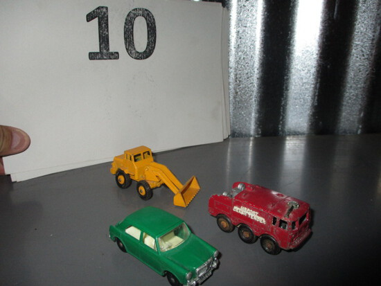 Lot of 3 Series 1 matchbox cars