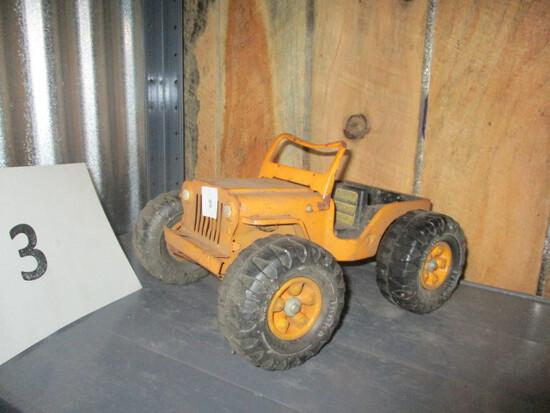 Tonka Jeep