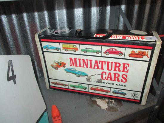 Matchbox collector case