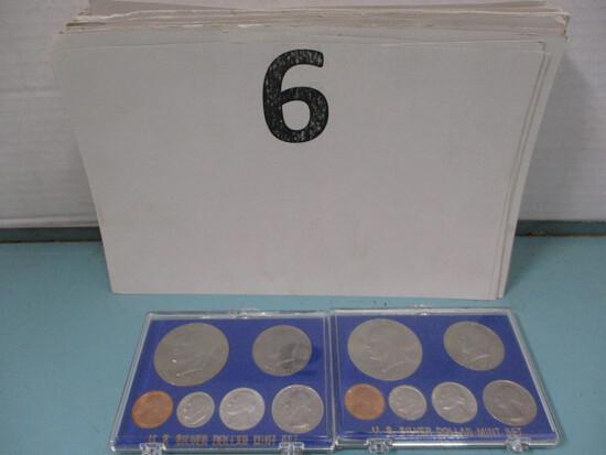 (2) 1976 year sets