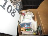 Aprrox 500 Collectors cards
