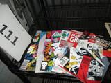 Lot of 6 comic books