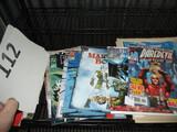 Lot of 7 comic books
