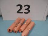 4 Rolls 1965 pennies UNC
