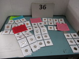 Uncirculated and proof coin lot