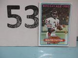 1980 Topps Walter Payton #160