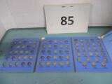Lot of 60 mercury dimes