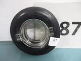 Semperit Tire advertising ashtray