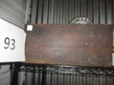 Atlas Powder Co Dovetail Dynamite Box