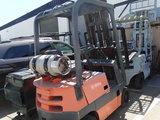 Forklift, propane