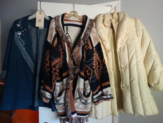 3 Vintage Jackets