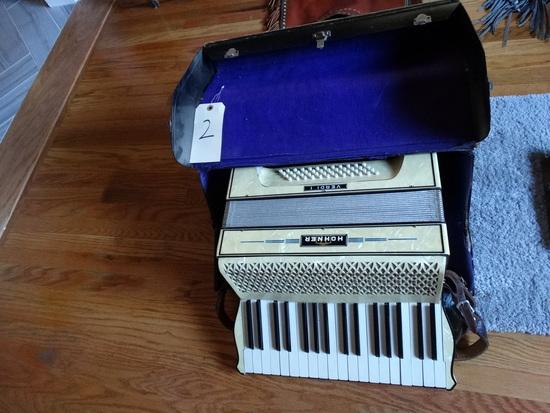 Vintage HOHNER Accordion