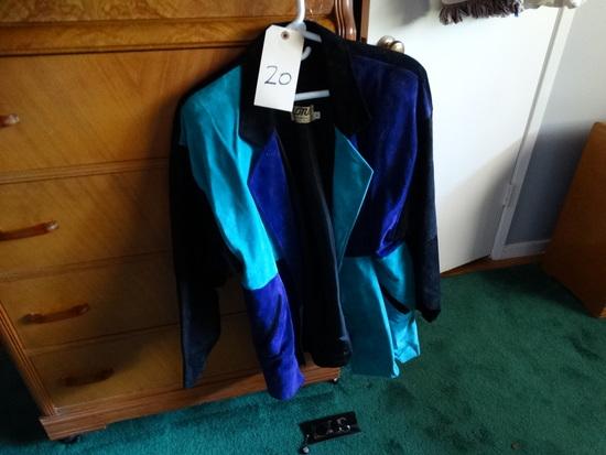 LOTUS LEATHER Jacket