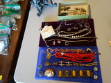 Large quantity of costume jewelry