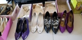 (4 pair) Women's Shoes
