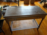 1 drawer Rectangular table