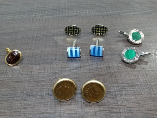 (4) Sets of Cufflinks