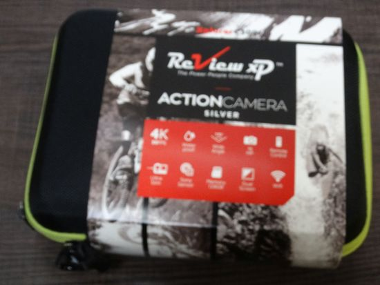 REVIEW XP Action Camera