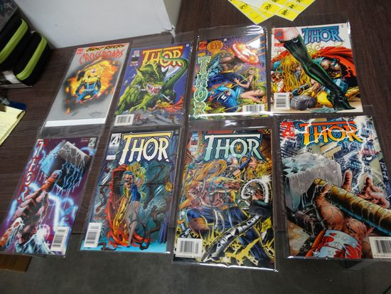 DIRECT EDITION Comics (THOR and more)