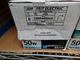 (12) FEIT Electric LED Retrofit Light Bulbs