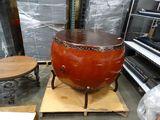 H.D. Buttercup Drum Table
