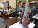 (2) Decora Table Lamps