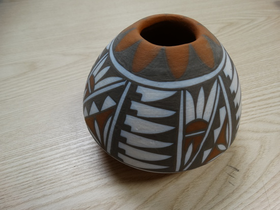 Jemez Pueblo Pottery Native American