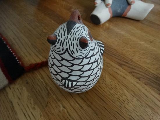 Zuni Owl Figure