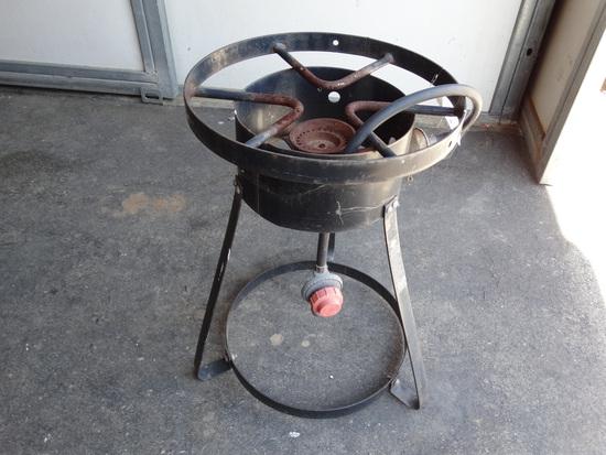 Outdoor Propane Burner