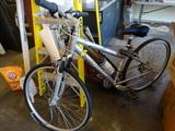 Women's GIANT Bicycle, Helmet and pump