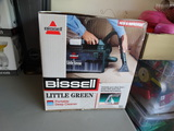 Bissell little Green Portable Deep Cleaner