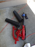 TORO Electric Blower/Vacuum