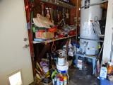 Contents of Corner in Garage