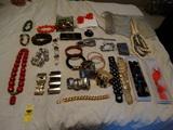 Costume Jewelry - Bracelets, bangles