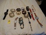 Costume Jewelry - Watches