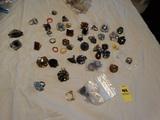 Costume Jewelry - Rings
