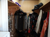 Closet of Clothing