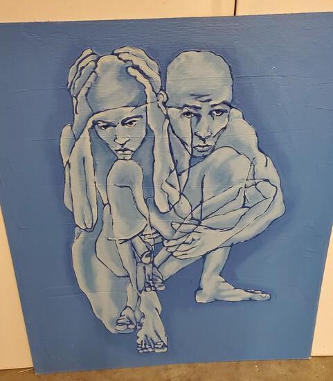 Blue Twin