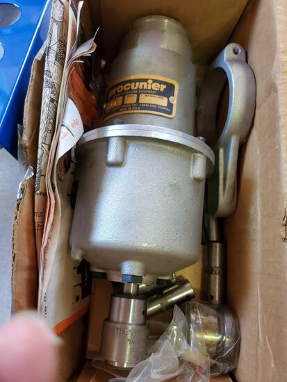 Procunier High Speed Tapping Head
