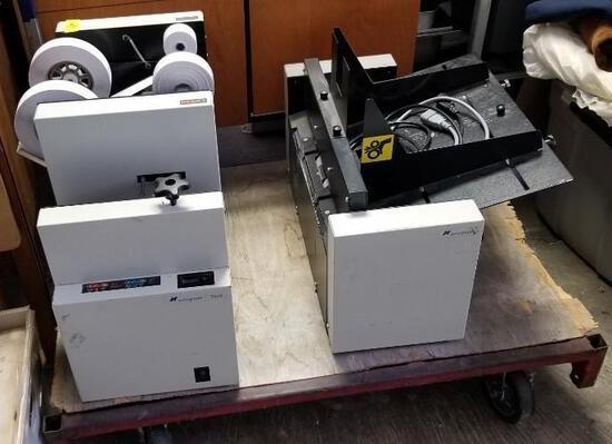 Neopost Machine TA-60 (Tabbing System)