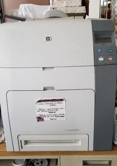 HP Color LaserJet 4700R Color Laser Printer