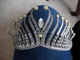Vintage Crown-Tiara