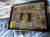 Pope Joannes Paulus PP II Vatican City Commemorative Mint Stamp Set