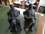 Presidential Book Ends