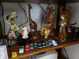 Hot Wheels, Statues and Mini-Cars