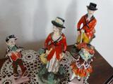 Royal Daulton 4-piece set