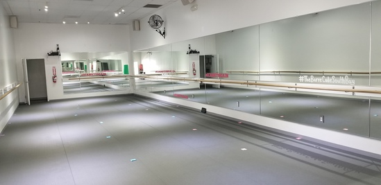 The Barre Code Fitness Center