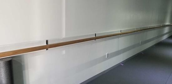 2 BARRE Railing