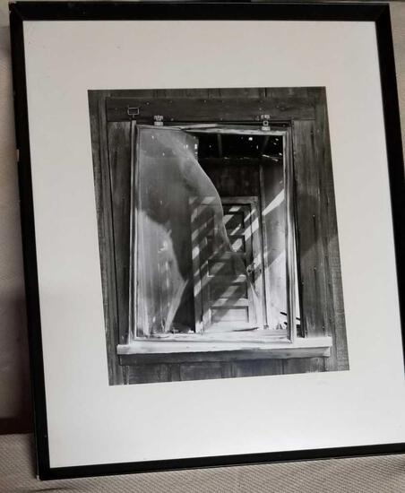 Black and White Signed Photography