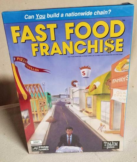 FAST FOOD FRANCHISE Game